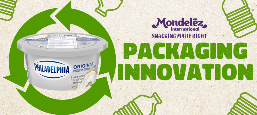 Mondelēz International Announces Significant Packaging Innovation