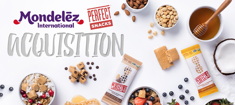Mondelēz International Acquires Majority Interest in Perfect Snacks®