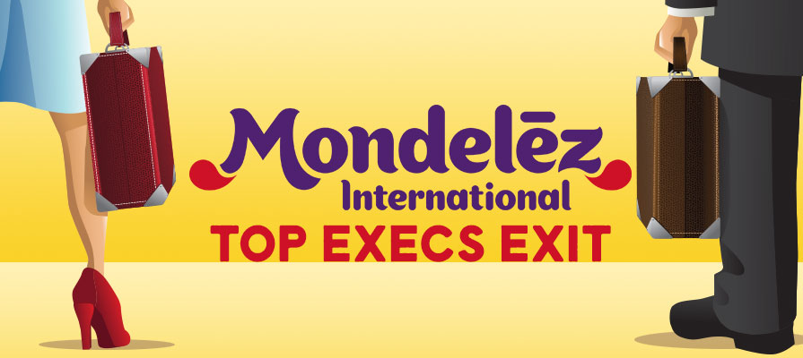 Two Senior Mondelez Execs Exit, CMO Dana Anderson and EVP Roberto Marques
