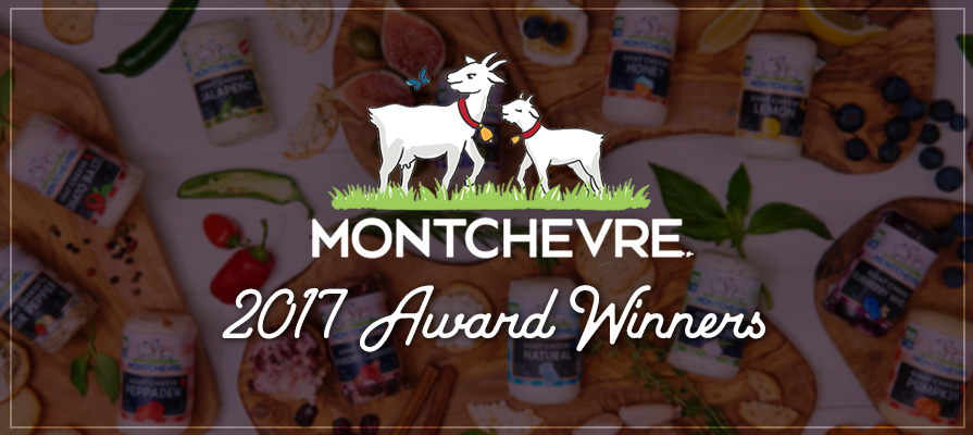 Montchevre Wins Big at the 2017 U.S. Championship Cheese Contest