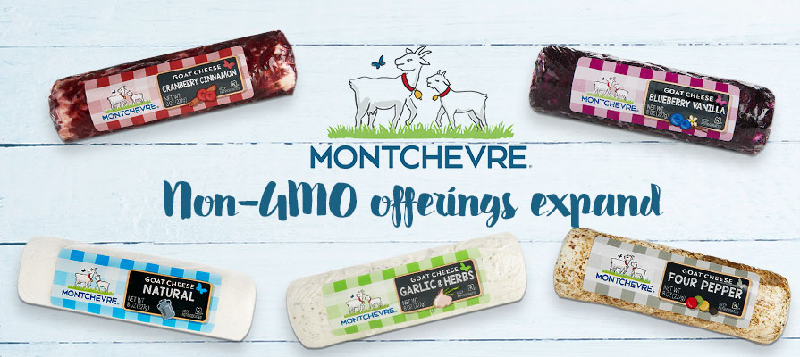 Montchevre's Goat Cheese Logs Earn NSF True North Certification
