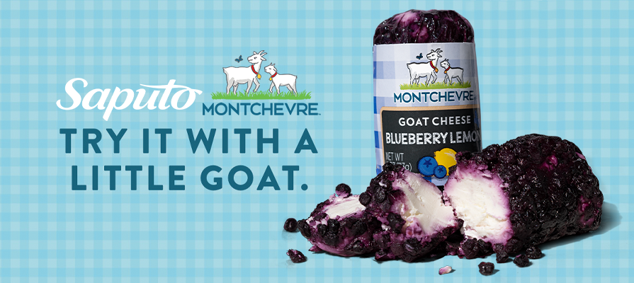 Saputo's Montchevre® Launches New Brand Campaign