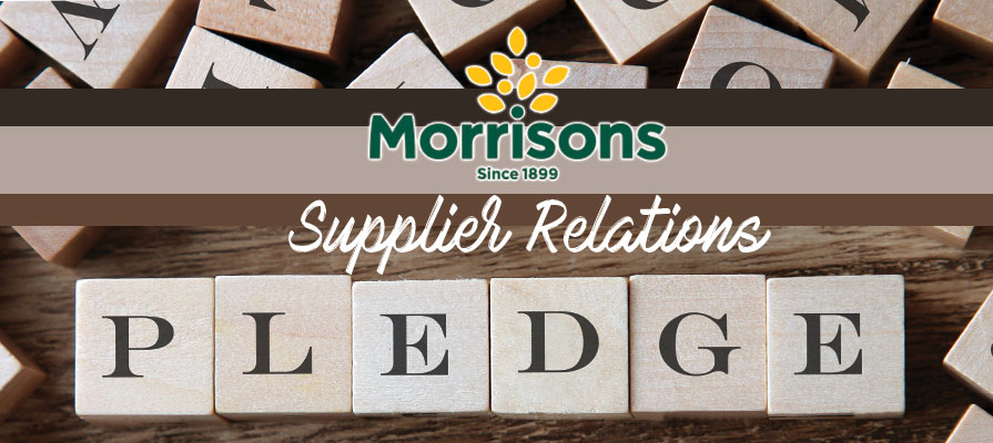 Morrisons Makes 12 Pledges to Suppliers