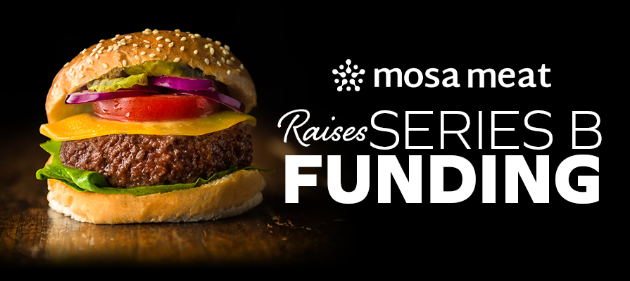 Mosa Meat Raises 55M Dollars in Series B Funding to Prepare for Large-Scale Cultured Meat Production
