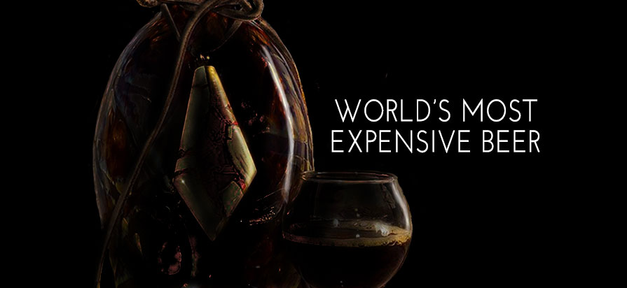 What Makes this the World's Most Expensive Beer?