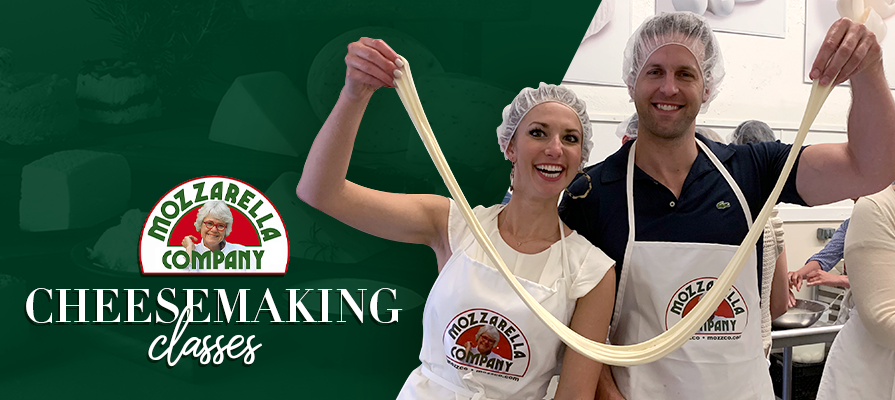 The Mozzarella Company Divulges the Details of Innovative Cheesemaking Classes