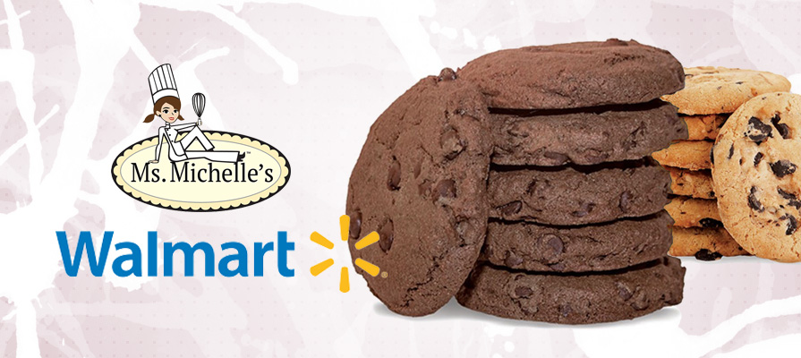 Ms. Michelle's Gluten Free Expands into Walmart Stores