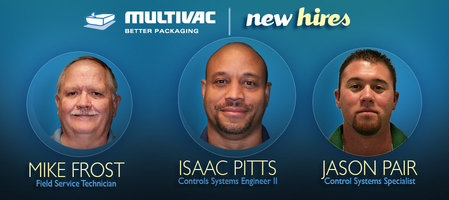 Multivac Expands Team, Hires Two New Members and Promotes One