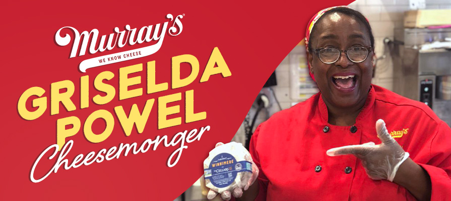 Cheese Is Like Music: A Q&A with Murray's Cheese Cheesemonger Griselda Powel