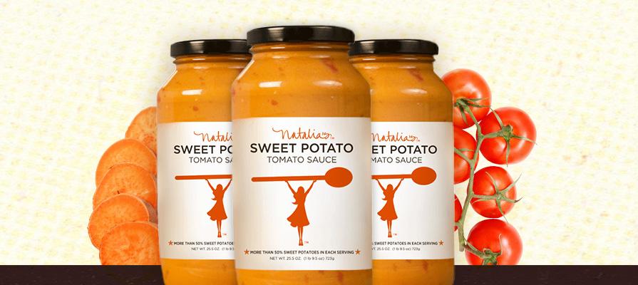 Natalia Fritz Spills the Details on Natalia's Sweet Potato Tomato Sauce