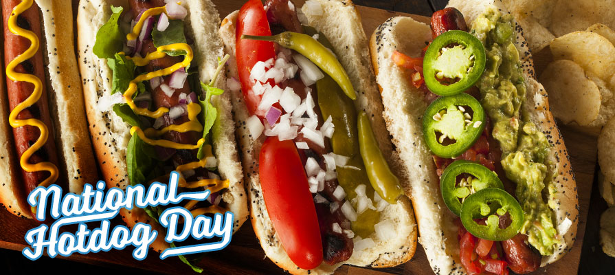 What'll it Be? National Hotdog Day 2015