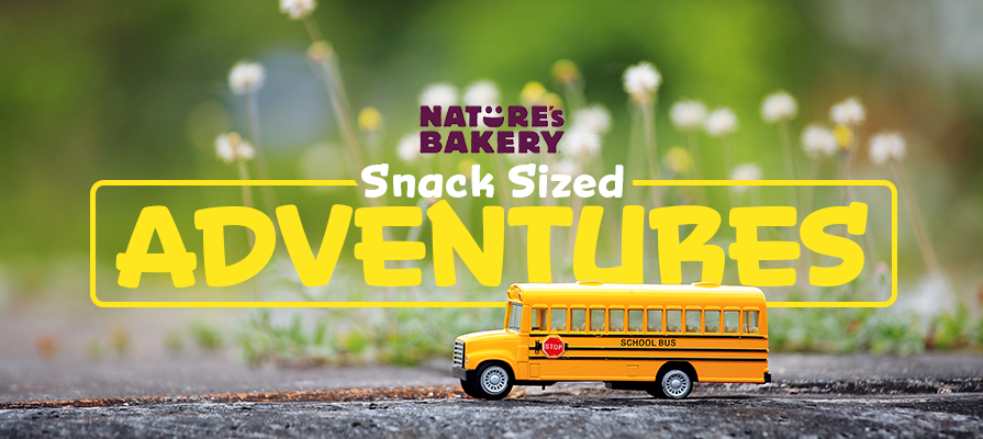 Nature's Bakery Launches New Snack Sized Adventures: Field Trip Edition Kit; Vilma Livas and James Van Der Beek Discuss
