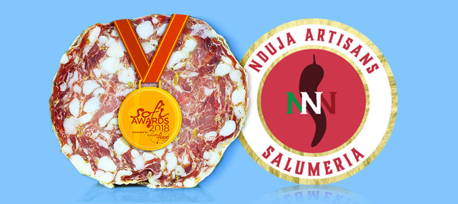 'Nduja Artisans' Co-Founder Antonio Fiasche Discusses Latest sofí Award Win, Rebrand, and More