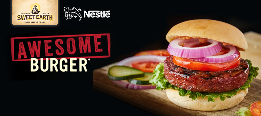 Nestlé Debuts Plant-Based Burger in the U.S.