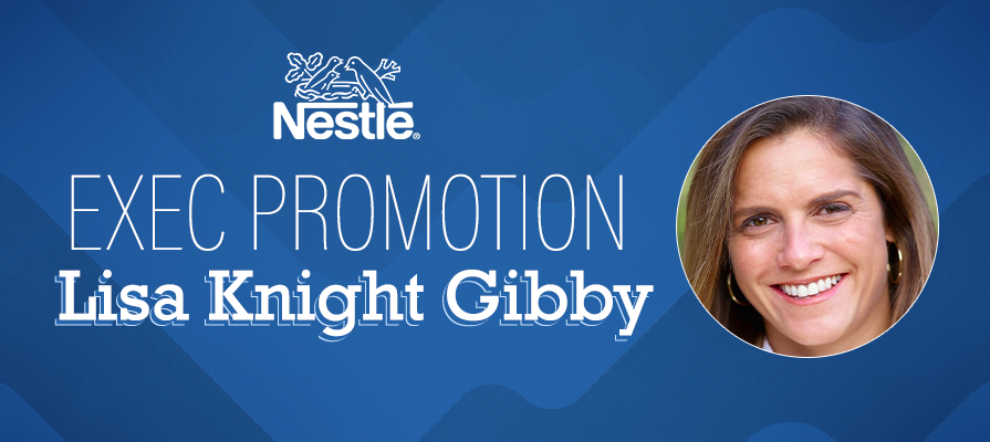 Nestlé Promotes Lisa Knight Gibby to Senior VP of Corporate Communications and Public Affairs