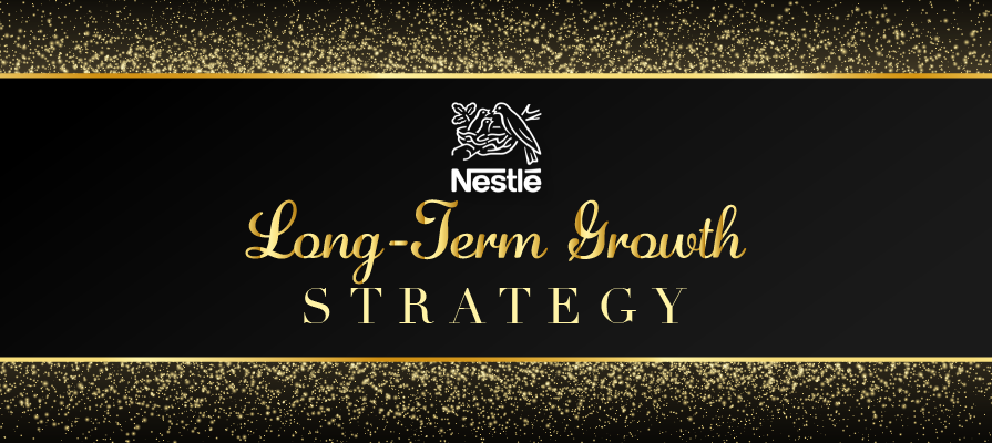 Nestlé Reveals Long-Term Growth Strategy