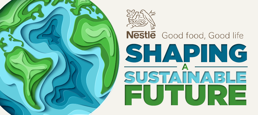 Nestlé Boosts Its Sustainability With a New Packaging Transformation