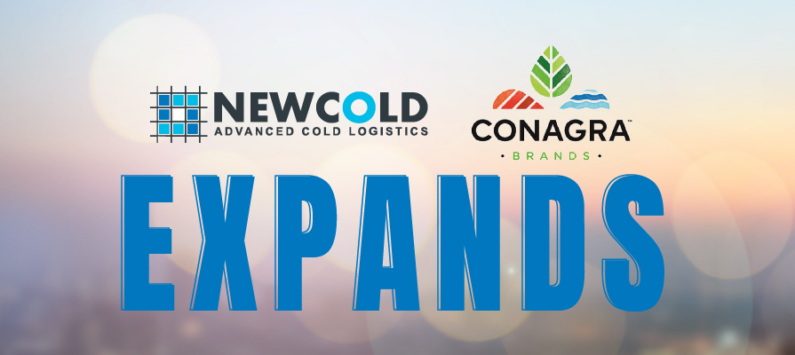 Conagra Expands New Partnership with NewCold