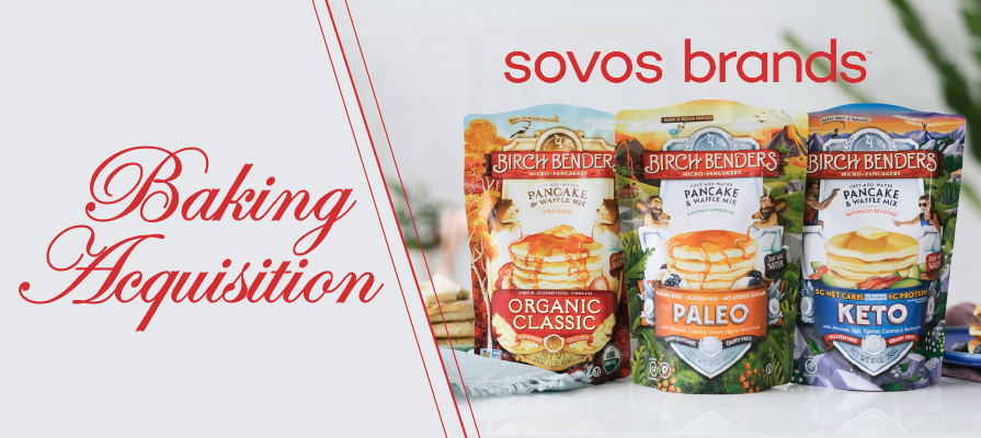 Sovos Brands Completes Deal to Acquire Birch Benders