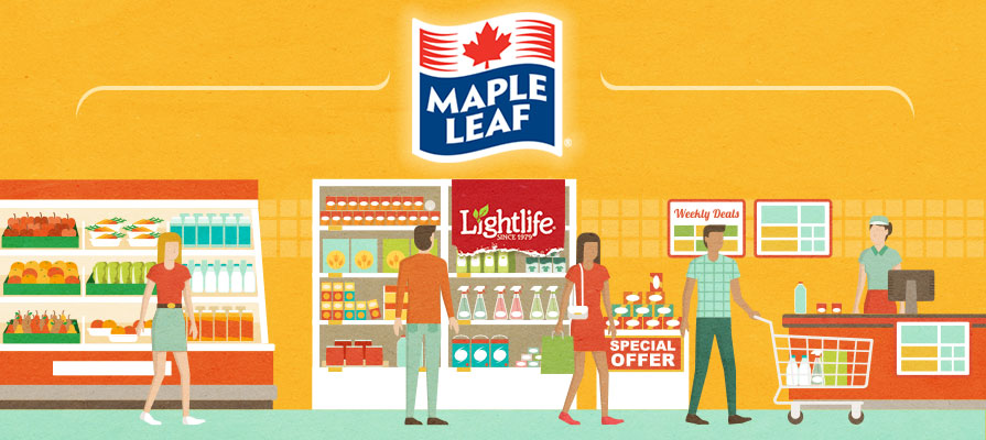 Maple Leaf Foods to Acquire Lightlife Foods