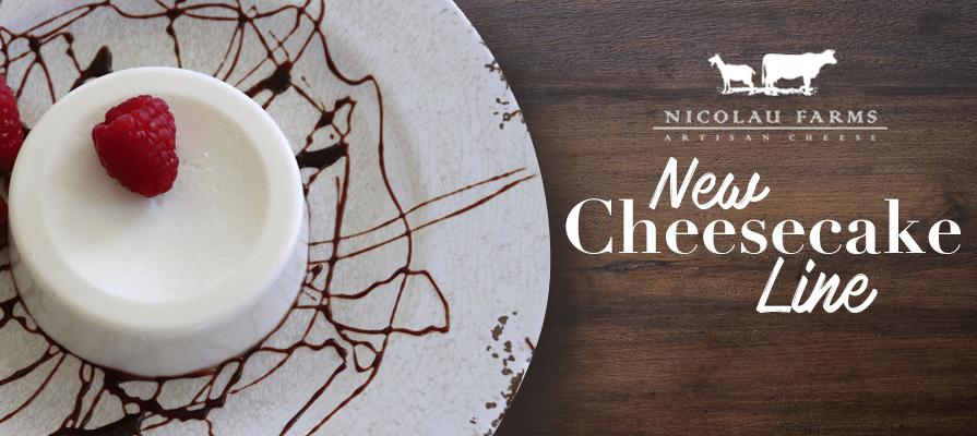 Nicolau Farms Introduces New Dessert Line
