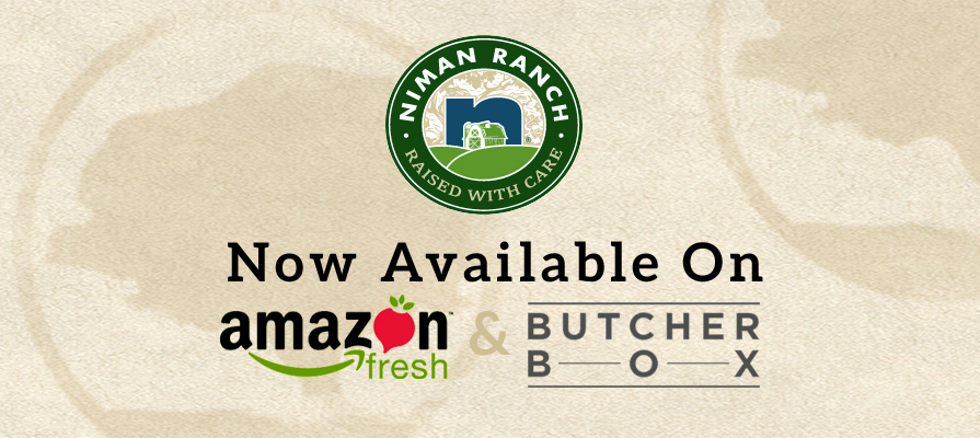 Niman Ranch Meats Now Available on AmazonFresh and ButcherBox
