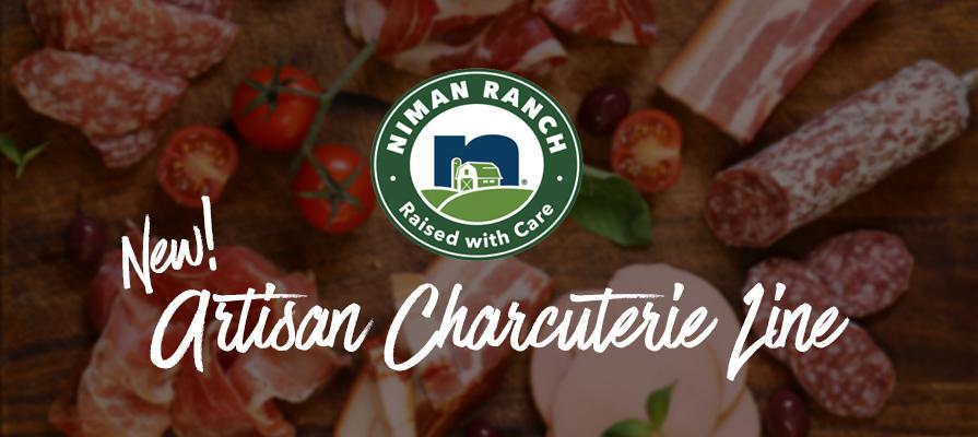 Niman Ranch Unveils New Artisanal Charcuterie Line