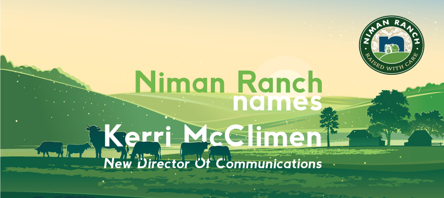 Niman Ranch Taps Kerri McClimen as New Director Of Communications