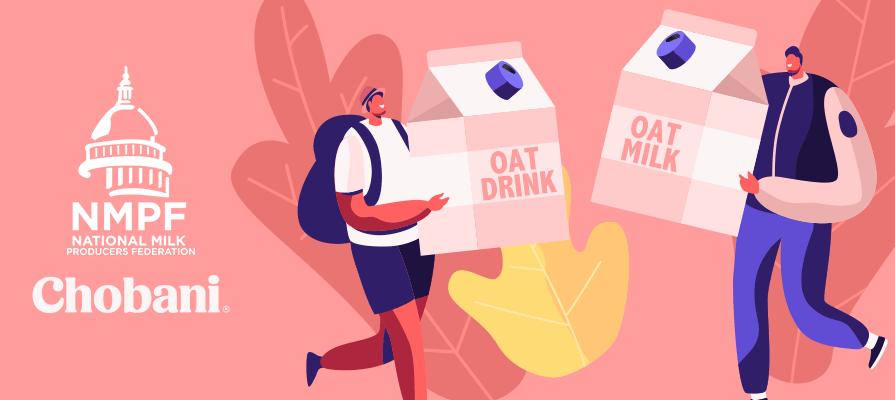 Chobani Differentiates Between Oat Drink and Oat Milk