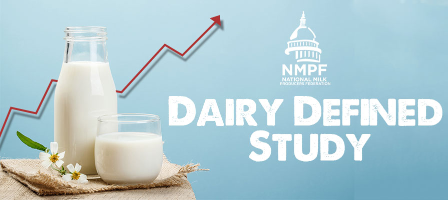 National Milk Producers Federation Launches Dairy-Defined Study