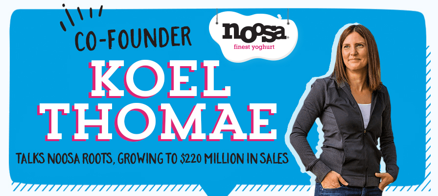 Noosa Co-Founder Koel Thomae Talks Noosa Roots, Growing to $220 Million in Sales