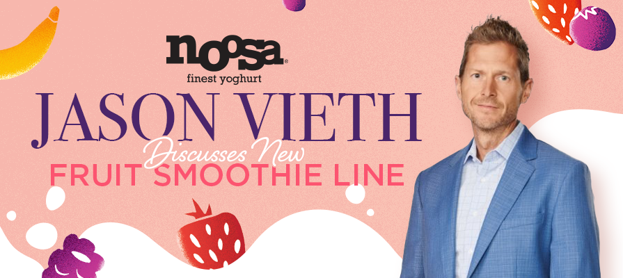 noosa yoghurt Rolls Out New Fruit Smoothie Line