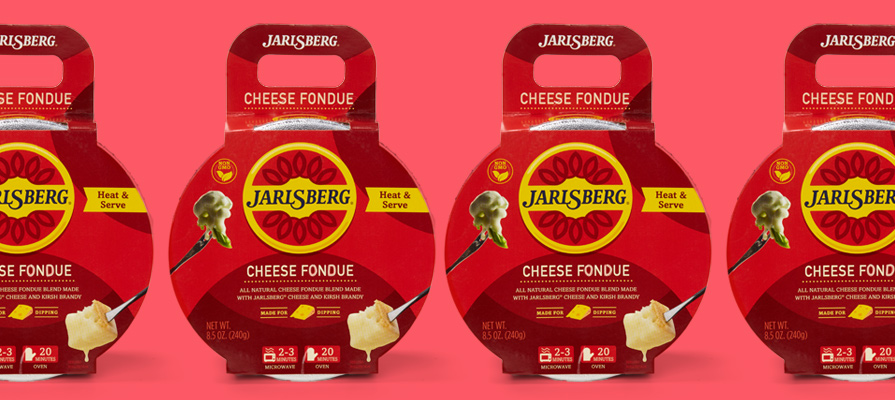 Norseland's Jarlsberg Cheese Fondue Offers Convenient Take on Classic Dish