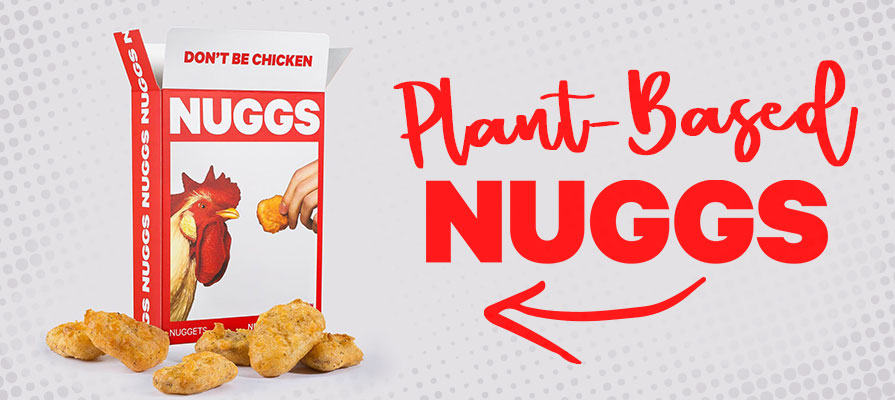 New Plant-Based Company NUGGS Makes Its Debut