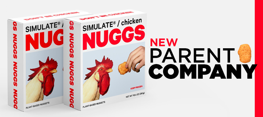NUGGS Announces New Parent Company SIMULATE