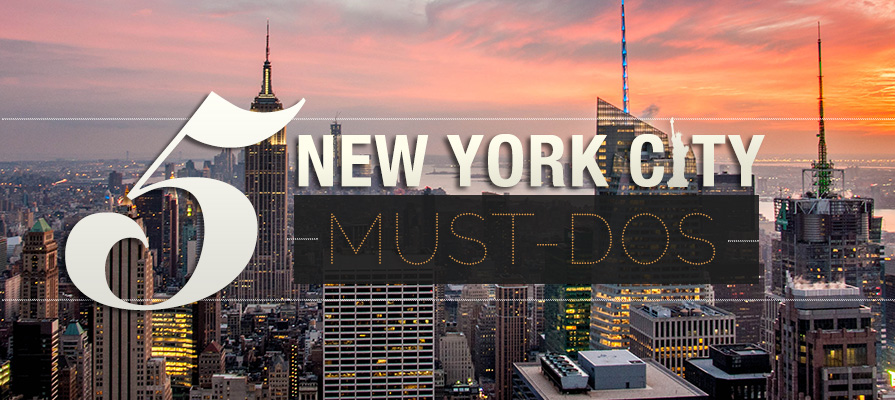 5 New York City Must Dos for Summer Fancy Food Show 2015 Deli