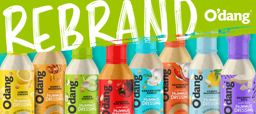 O'dang™ Announces  Brand Refresh and Introduces Two New Flavors