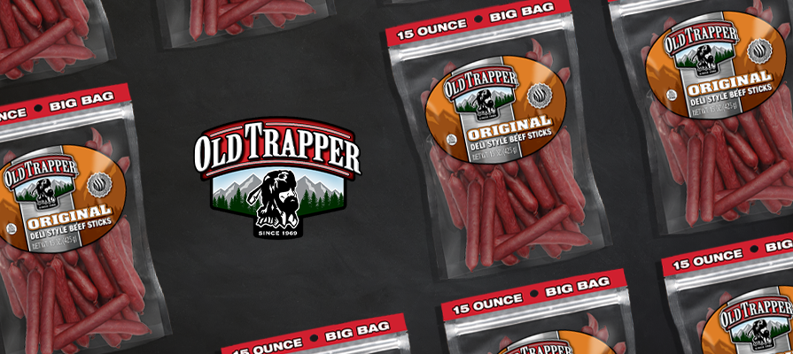 Old Trapper Introduces New Packaging and Snackable Beef Sticks; Robert Leary Comments