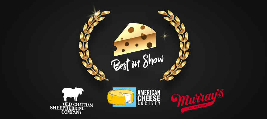 American Cheese Society Announces  Best of Show  Winners