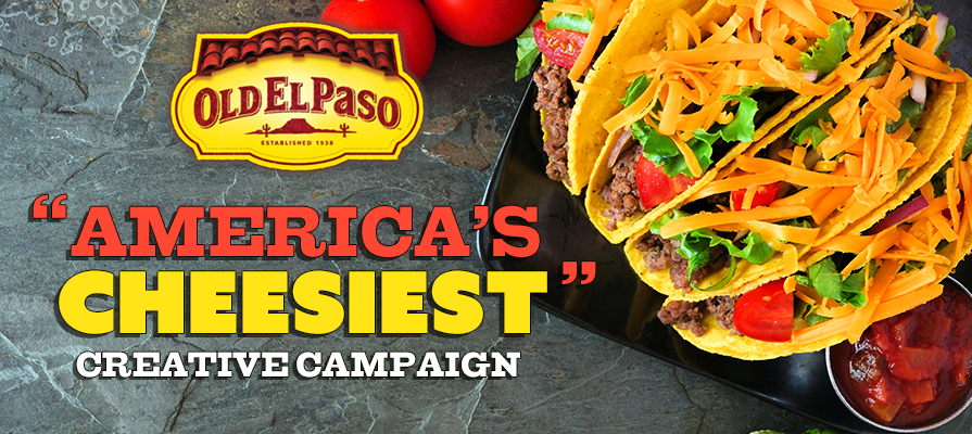 Old El Paso® Selects America's Cheesiest Family