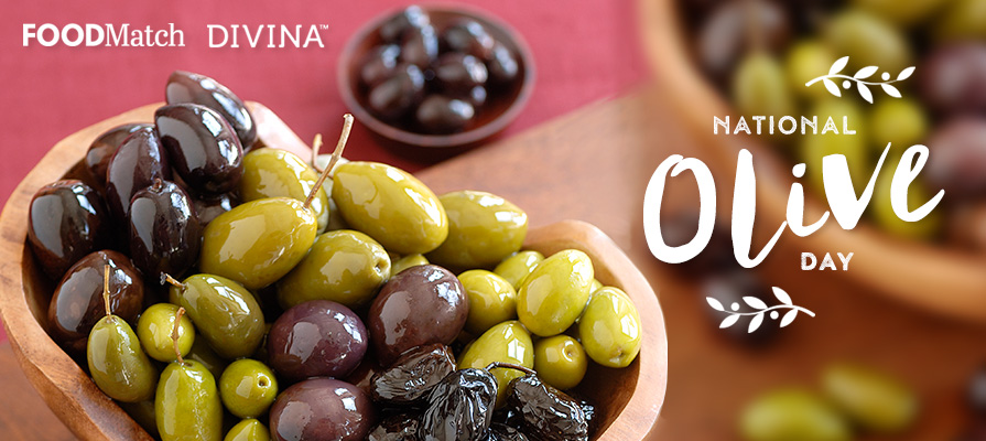 FOODMatch Vice President of Marketing Brandon Gross Talks Divina Olives and Debut of National Olive Day