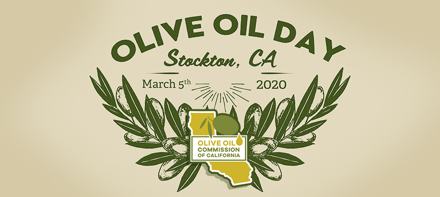 Olive Oil Commission of California to Hold Olive Oil Day in Stockton