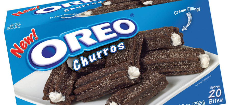 Yes, Oreo Churros Are Now a Real Thing That You Can Eat