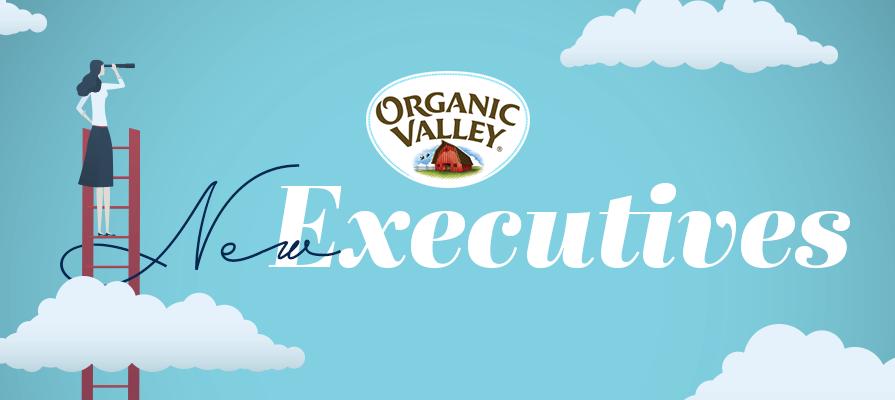 Organic Valley AppointsThreeNewVice Presidents
