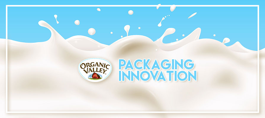 Organic Valley Introduces Packaging Innovation