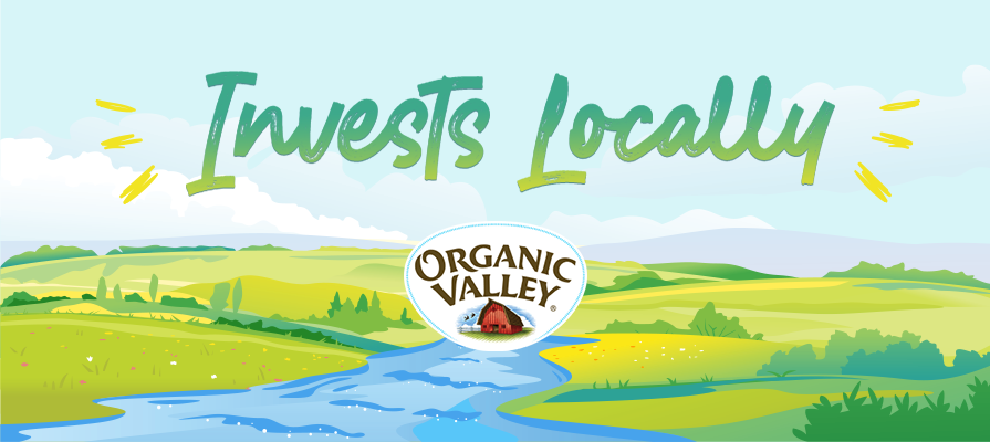 Two Organic Valley Farms Double Down on Local Restoration Projects