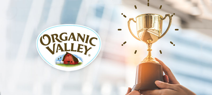 Organic Valley Wins PEOPLE Food Award, Parents Snacks Award, and World Dairy Expo Salted Butter Championship Contest; Devin Thorson and Julia Edelstein Comment