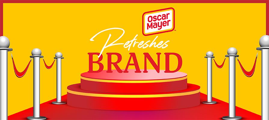 Oscar Mayer Refreshes Brand