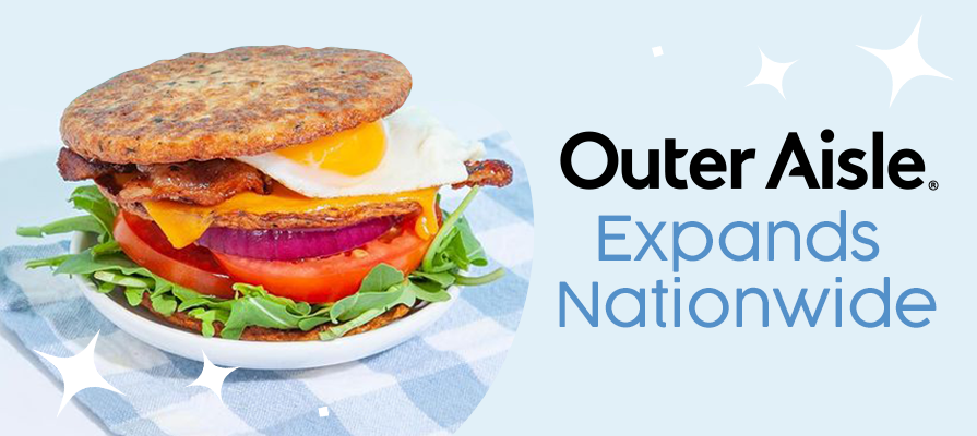 Outer Aisle Expands New Distribution in Major Retailers Nationwide