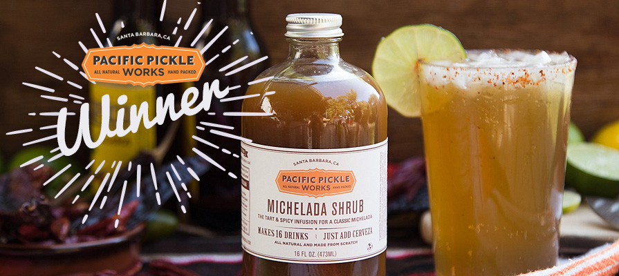 Pacific Pickle Works' Michelada Shrub Wins Front Burner Competition
